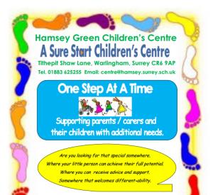 Hamsey Green Childrens Centre